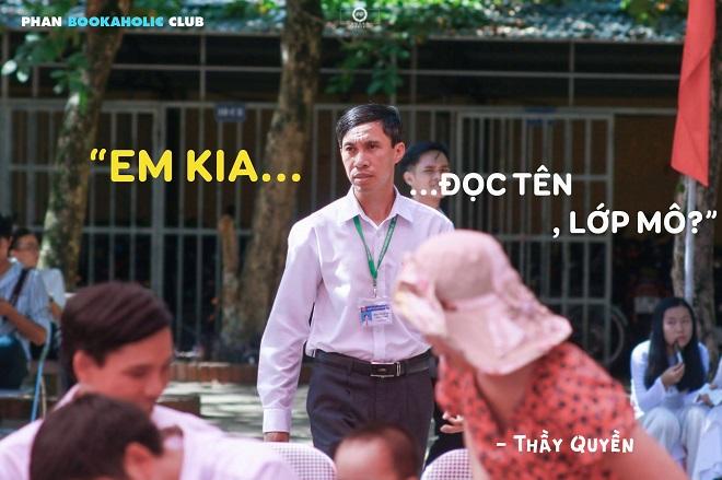 """Những câu nói """"siêu mặn"""" của các thầy cô giáo hài hước nhất trường Phan khiến học trò bái phục"""