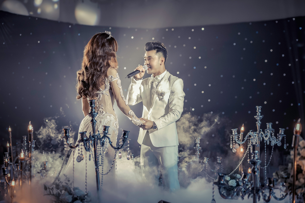 Đến dự hôn lễ Ưng Hoàng Phúc - Kim Cương, chỉ muốn cưới ngay vì quá ngọt ngào!