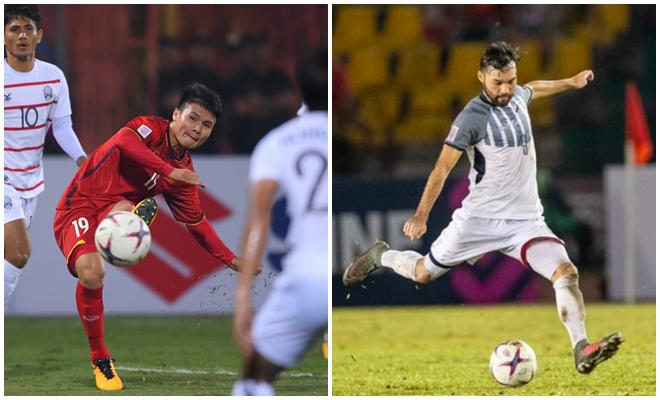 3 cuộc đối đầu tay đôi quyết định thành bại trận bán kết AFF Cup 2018 Philippines - Việt Nam