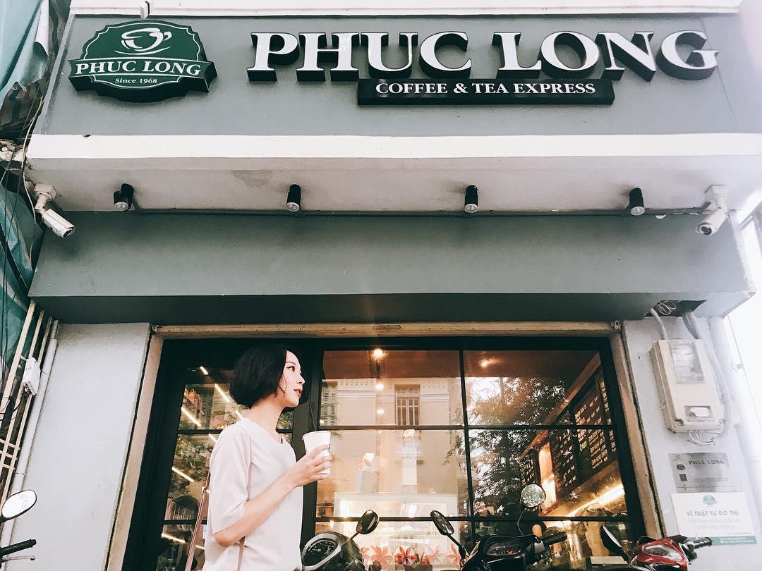 """[HOT] Không phải """"thèm"""" nữa, """"đặc sản"""" trà Phúc Long đã lộ diện địa điểm chính thức tại Hà Nội"""