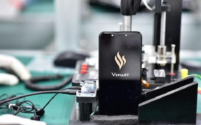 Sau thành công của ô tô - xe máy VinFast, Vingroup sẽ ra mắt điện thoại thông minh Vsmart ngay trong tháng 12 này