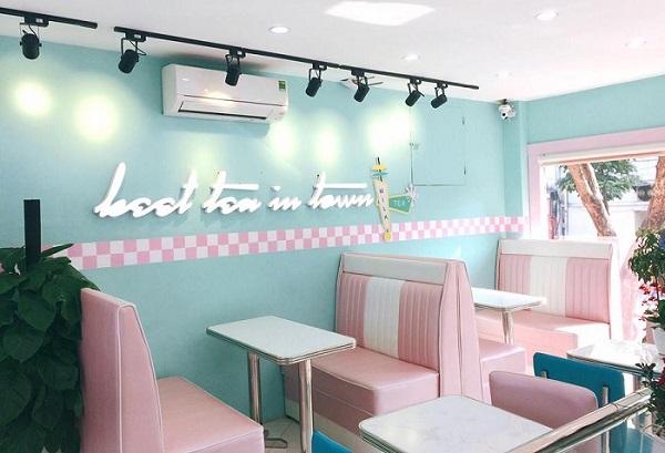 """Gọi tên Top 5 quán cafe trà sữa """"hồng rực"""" khiến team bánh bèo """"phát cuồng"""" tại Hà Nội"""