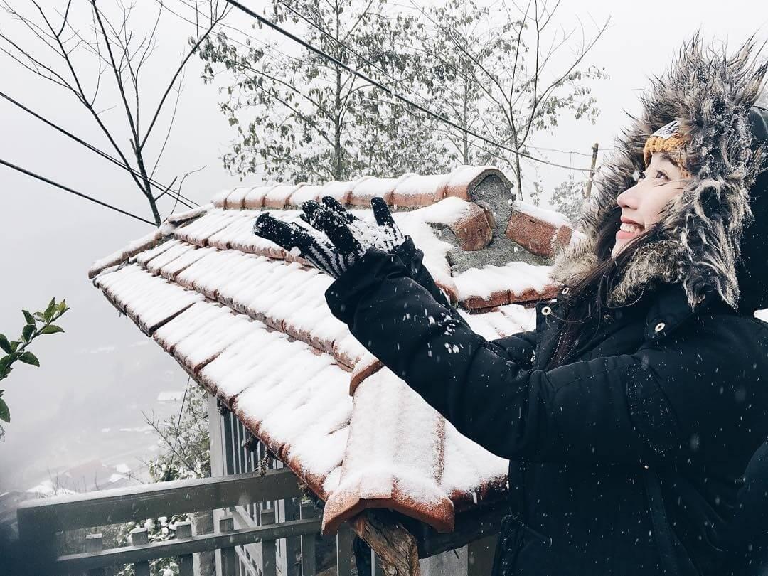 """Ghim ngay lại """"Lễ hội mùa đông Sapa"""" sắp diễn ra để """"sống ảo"""" giữa miền tuyết trắng đẹp tựa trời Âu"""