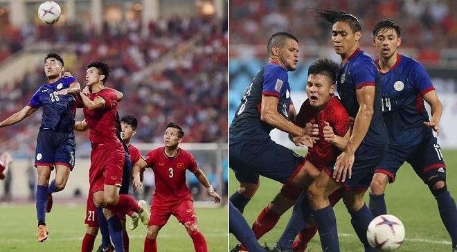"""Quang Hải, Văn Hậu được Fox Sports """"chấm điểm"""" cao nhất trận thắng của ĐT Việt Nam tối qua"""