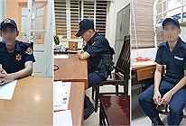 Thêm một nhóm bảo vệ bị bắt khi đưa người không có vé trốn vào sân Mỹ Đình xem trận Việt Nam - Philippines