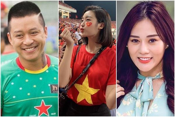 """Sao Việt dự đoán kết quả Việt Nam - Malaysia: Tuấn Hưng phán như thánh, """"Quỳnh búp bê"""" lại thả thính cầu thủ"""