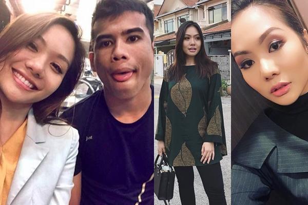 """Nhan sắc """"không phải dạng vừa đâu"""" của bạn gái hơn 5 tuổi của chân sút ghi bàn gỡ hòa cho Malaysia tại chung kết AFF Cup"""