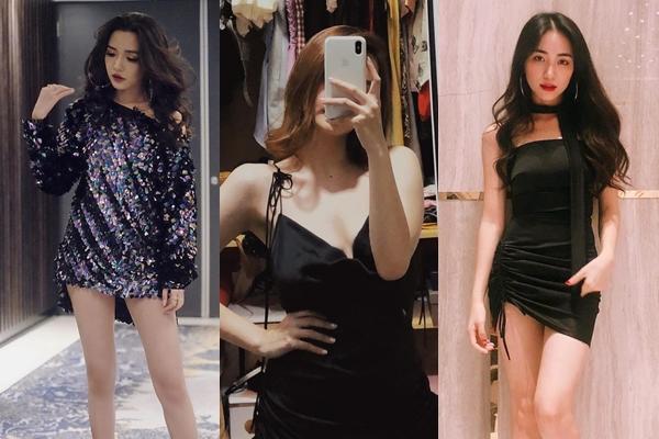 """""""Lác mắt"""" trước những màn giảm cân ngoạn mục của dàn mỹ nhân trong showbiz Việt 2018"""