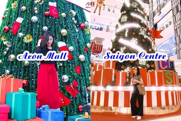 """Top 5 cây thông Noel """"bự chảng"""" siêu đẹp nhất định phải check-in ngay dịp Giáng Sinh này"""