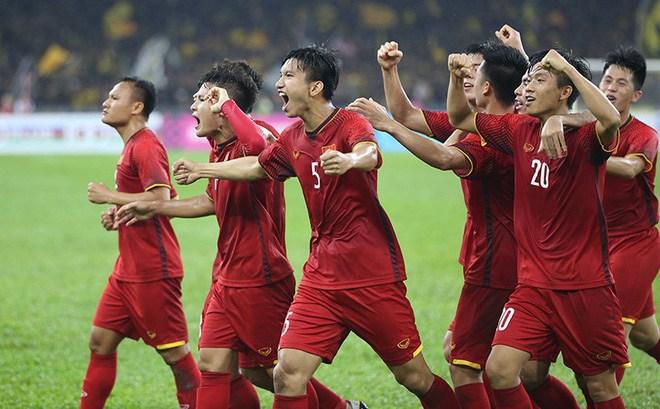 """""""Những chiến binh sao vàng"""" là khẩu hiệu của ĐT Việt Nam tại VCK Asian Cup 2019"""