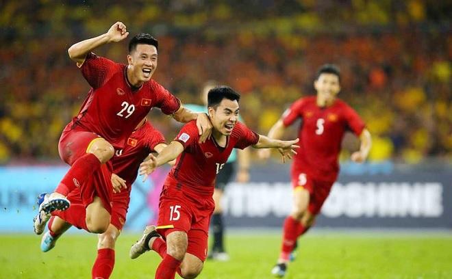 Trận chung kết lượt đi AFF Cup 2018 lập kỷ lục về tỷ suất người xem tại Hàn Quốc trong 8 năm qua