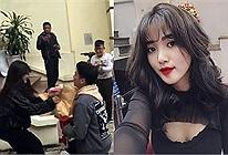 Dung nhan hot girl thân thiện Nhạc viện âm nhạc phũ phàng ném thẳng bó hoa vào mặt bạn trai đang quỳ gối tỏ tình, xinh mà kiêu quá!