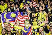 3.000 CĐV Malaysia đến sân Mỹ Đình cổ vũ trận chung kết lượt về AFF Cup