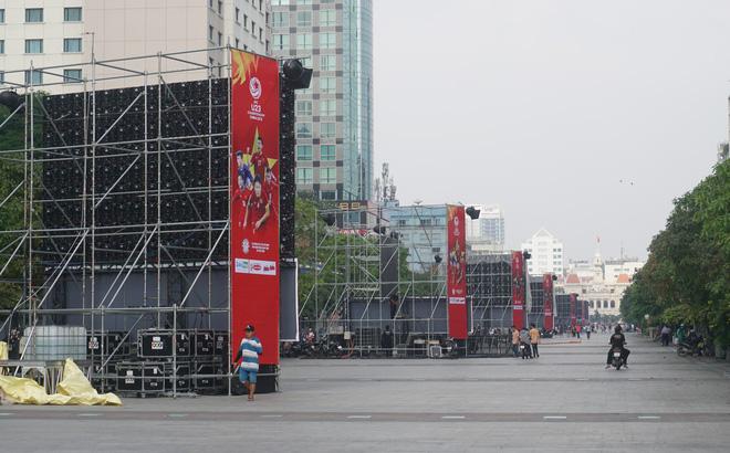 Các địa điểm có màn hình lớn theo dõi trận chung kết lượt về AFF CUP 2018 cùng ủng hộ đội tuyển quốc gia Việt Nam