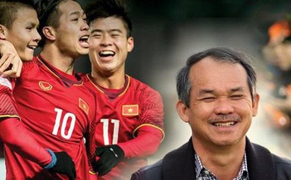 """""""Bầu"""" Đức 3 lần sang Hàn Quốc mời thầy Park về dẫn dắt ĐT Việt Nam, vẫn khiêm tốn: """"Người hâm mộ sướng là mình sướng lắm rồi!"""""""