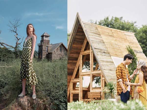 Phát hiện ngôi nhà gỗ đẹp tựa làng quê nước Pháp xứng danh để chụp Lookbook ngay trong lòng Hà Nội