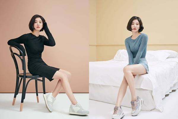 """Song Hye Kyo tung bộ hình lookbook mới với thân hình siêu """"nuột"""", mặc casual style cũng khiến bao người """"thổn thức"""""""