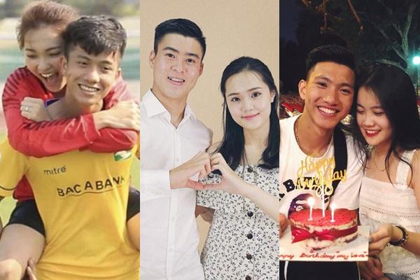 """Xếp hạng nhan sắc dàn WAGS của tuyển Việt Nam: người thi hẳn hoa hậu, kẻ chị chê """"không xứng"""""""