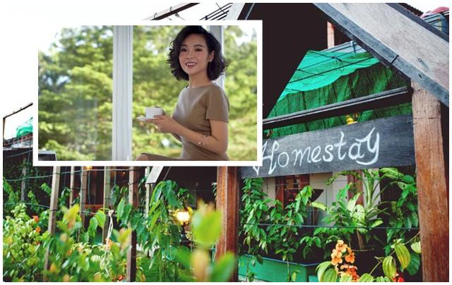 CEO trẻ trong Top 10 nữ doanh nhân kế nghiệp nổi bật của Forbes Việt Nam khẳng định kinh doanh homestay cần có sự khác biệt