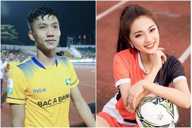"""Phan Văn Đức được báo chí Trung Quốc ca ngợi là """"CR7 của Việt Nam"""", có bạn gái xinh như tiên nữ"""