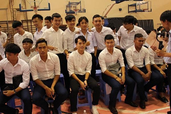 Hóa ra đây là ngôi trường các cầu thủ ĐT Việt Nam theo học để lấy bằng đại học