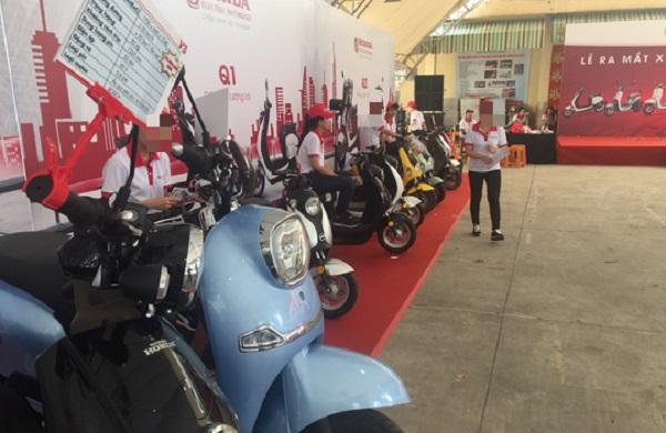 Honda Việt Nam ngỡ ngàng về thông tin ra mắt dòng xe máy điện có chữ Honda