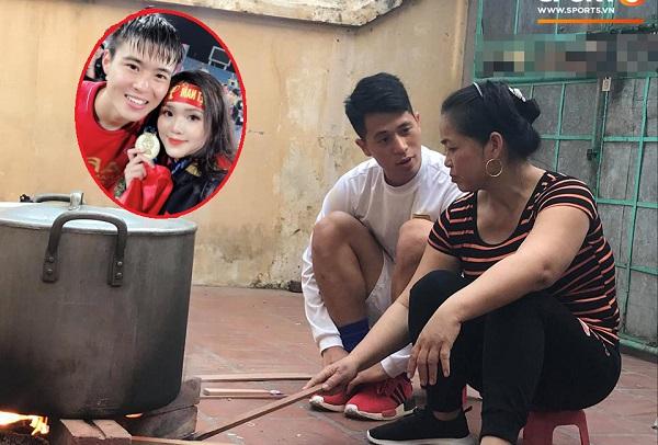 """Không biết Quỳnh Anh đã ra mắt nhà Duy Mạnh chưa, nhưng """"tình địch"""" thì đã thân thiết với mẹ chồng thế này rồi!"""