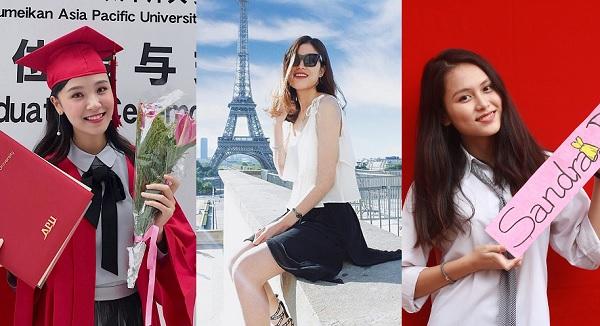 Những cô nàng du học sinh xinh đẹp nổi bật hàng đầu: Người đóng MV, kẻ là bạn gái cầu thủ