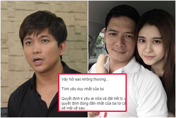 Tim lấp lửng ám chỉ ly hôn vì Trương Quỳnh Anh phản bội, mất niềm tin quyết không yêu ai nữa?