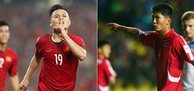 Triều Tiên mang theo chân sút đang chơi ở Italia để đối đầu ĐT Việt Nam vào ngày 25/12