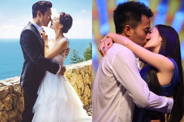 """Nhìn lại những khoảnh khắc mặn nồng đến """"rụng tim"""" của Dương Mịch - Lưu Khải Uy có ai không tiếc cho cặp đôi này chứ"""