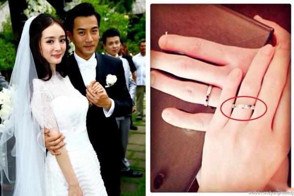"""Hé lộ điều bất thường đằng sau chiếc nhẫn cưới của Dương Mịch khiến cô bị tố """"tệ bạc"""" suốt 4 năm vì không đeo nhẫn"""