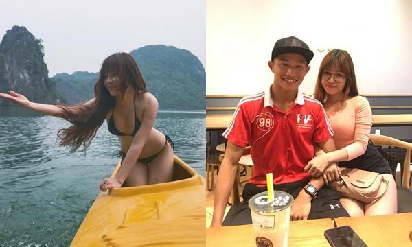 Bạn gái Đặng Văn Lâm cực bén duyên với thủ môn, trước Lâm Tây cô nàng từng lái máy bay với phi công kém 6 tuổi