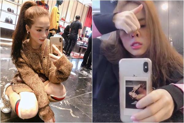 """Nói mãi không ai tin, Hòa Minzy tung hẳn clip 30s """"tự hành"""" để chứng minh không """"dao kéo"""""""