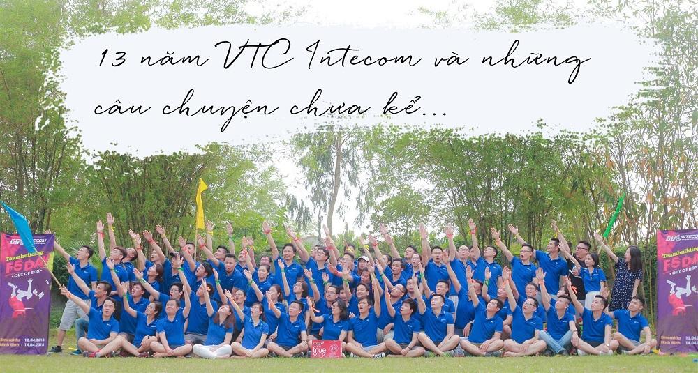 13 năm VTC Intecom và những câu chuyện chưa kể...