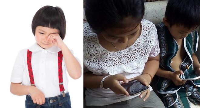 Nhật Bản đau đầu với tỷ lệ suy giảm thị lực ở học sinh vì smartphone và trò chơi di động