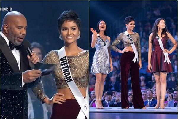 Cuối cùng H-Hen Niê cũng tiết lộ lý do vì sao phải là người mặc quần duy nhất trong chung kết Hoa hậu Hoàn vũ
