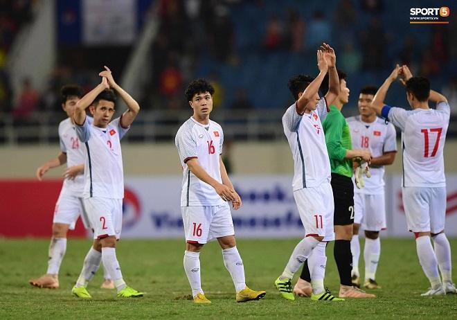 Thầy Park công bố 4 cái tên bị loại khỏi danh sách ĐT Việt Nam tham dự Asian Cup 2019