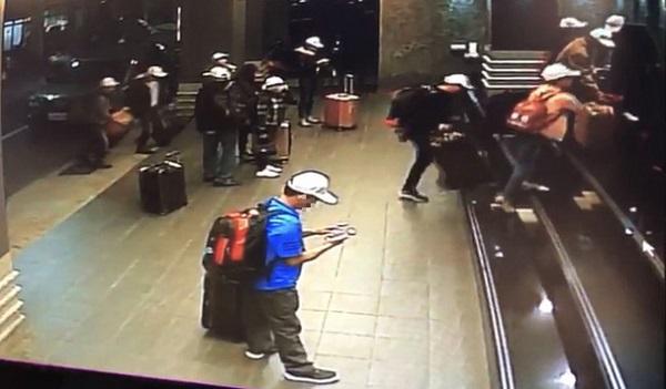 152 du khách Việt vào khách sạn 1 giờ đồng hồ để thay đồ rồi mất hút vào đường phố Cao Hùng, Đài Loan