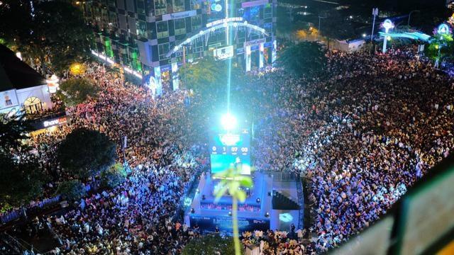 Có gì HOT ở Countdown 2019 - Lễ hội đếm ngược được mong chờ nhất năm sắp sửa diễn ra ở phố đi bộ Nguyễn Huệ Sài Gòn?