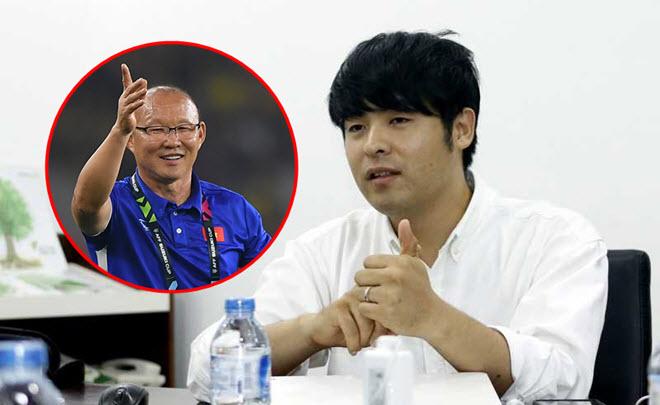"""Lee Dong-Jun nói về lời mời thầy Park trở lại Hàn Quốc: """"Chúng tôi chưa nhận được bất kỳ lời đề nghị nào"""""""