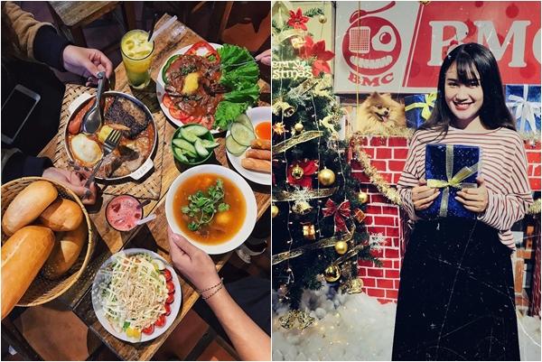 """Ngày mai không khí lạnh về, tới Cột Điện quán thưởng thức bánh mỳ chảo """"ngon tê lưỡi"""" chiều đông thôi!"""