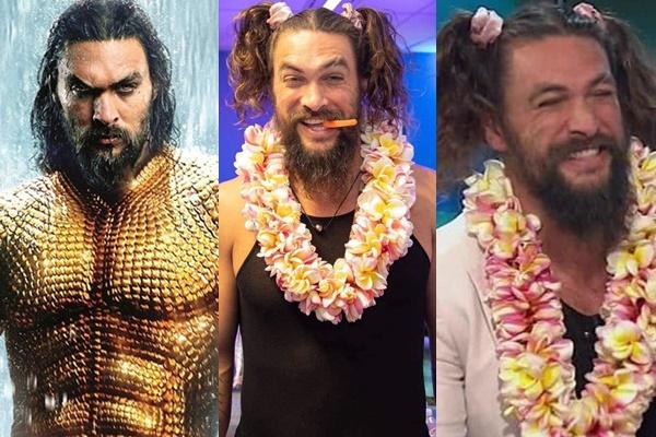 """""""Trời ơi tin được không"""", đây mới là hình thật của 'Vua biển' Aquaman chị em thi nhau cuồng si bấy lâu"""