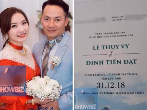 Hot: Tiến Đạt bí mật lấy vợ sau 3 năm bị Hari Won đá, nhìn nhan sắc cô dâu ai cũng choáng