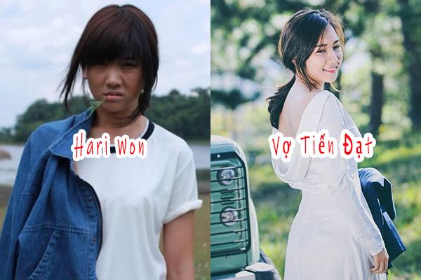 """Lộ nhan sắc xinh như hotgirl của """"người tình bí mật"""" rapper Tiến Đạt, Hari Won nhìn thấy chắc """"phát hờn"""""""