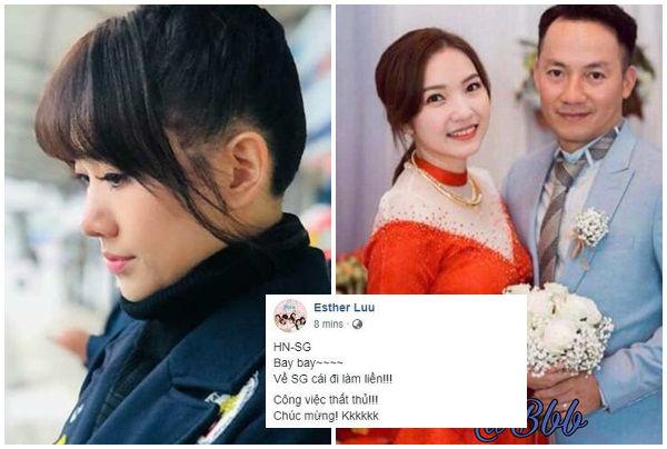 Phản ứng bất ngờ của Hari Won trước tin Tiến Đạt lấy vợ, chỉ nhắn gửi một câu duy nhất!