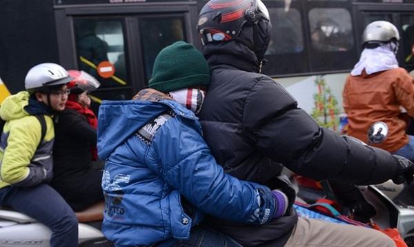 Sở GD&ĐT Hà Nội đưa ra quy định nghỉ học khi nhiệt độ giảm sâu, học sinh THPT không được nghỉ