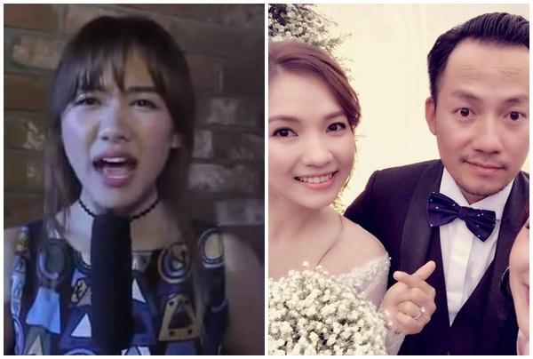 """Hari Won bất ngờ khen vợ Tiến Đạt, gửi lời chúc ngọt ngào đến tình cũ mặc ồn ào """"cắm sừng"""""""