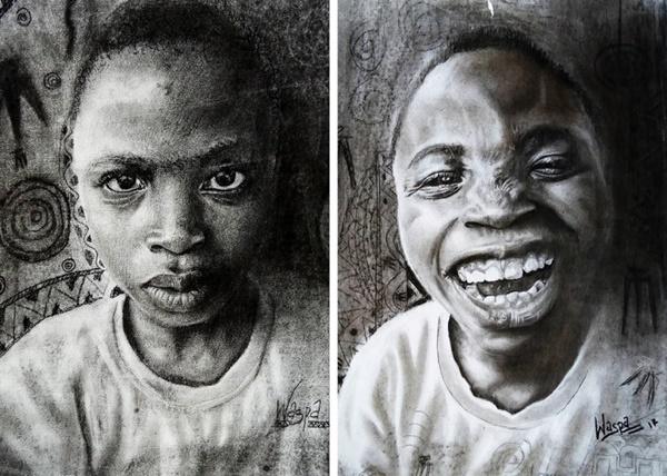 Chưa từng học hội họa nhưng cậu bé 11 tuổi vẽ tranh siêu thực đẹp tới mức khiến giới họa sỹ sửng sốt