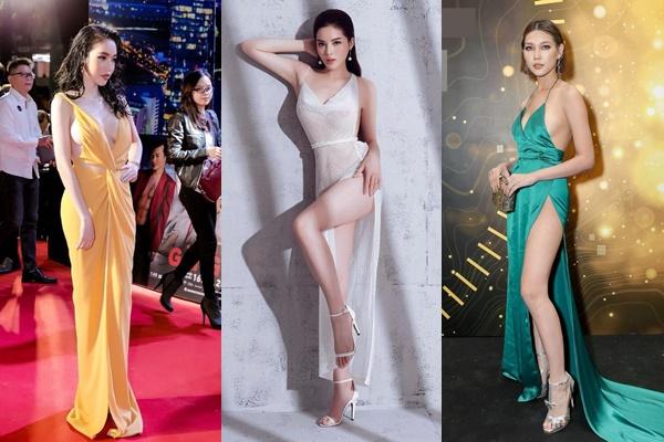 """Tuyển tập trang phục """"gây bão"""" nhất 2018 của các mỹ nhân Việt: Mặc thế này thì tốt nhất không nên mặc còn hơn"""